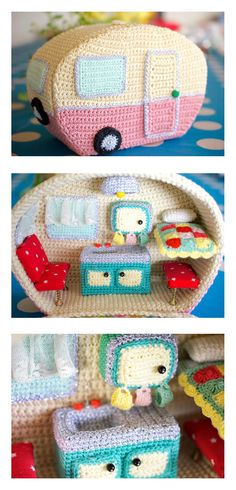 When I get really good at crochet, I'll definitely have to make this for my little brother, Nik!