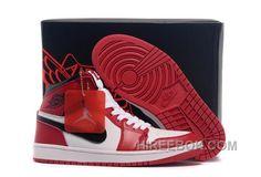 """2d45aaf64067 Air Jordans 1 High """"Chicago"""" Shoes For Sale Online Cheap To Buy TQnC3jm"""