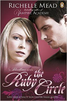 Richelle Mead - The Ruby Circle (Bloodlines 6)  Paperback