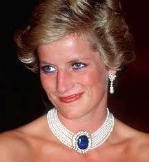 Royal jewels of Princess Diana
