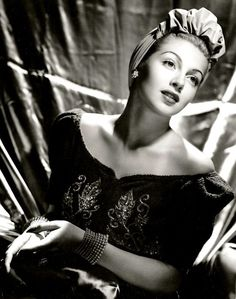 Perhaps one of the most beautiful women from cinema, Lana Turner (February 8, 1921 – June 29, 1995)