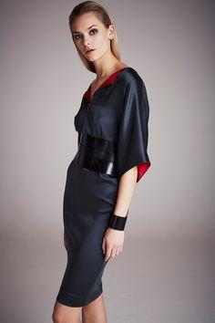 Amanda Wakeley - Pre - Autumn/Winter 2014-15 Ready-To-Wear - LFW (Vogue.co.uk)