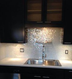 Glitter grout.....totally obsessed!!!