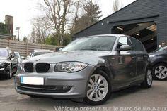 OCCASION BMW SERIE 1 (E87) (2) 118D 143 EXCELLIS 5P