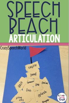 Speech sandcastles m
