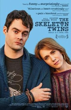 Poster Of Hollywood Film The Skeleton Twins (2014) In 300MB Compressed Size PC Movie Free Download At all-free-download-4u.com