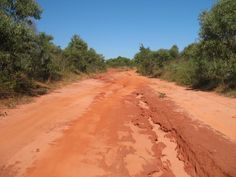 The reality of travelling in the Australian outback!