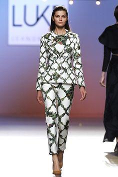 Leandro Cano - Madrid Fashion Week O/I 2015-2016