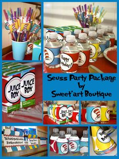 Birthday Ideas Category For Adorable Dr. Seuss Birthday Ideas For ...