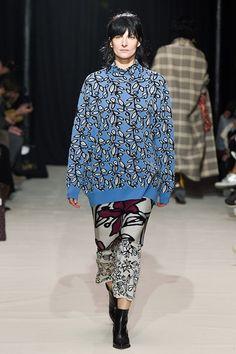 Guarda la sfilata di moda Christian Wijnants a Parigi e scopri la collezione di abiti e accessori per la stagione Collezioni Autunno Inverno 2017-18.