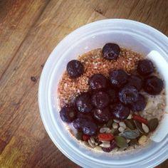 Overnight Almond Milk Oats: Low-FODMAP On-The-Go | FODMAP Journey @FODMAPJourney