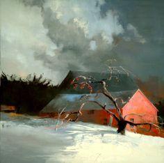 В уходящий закат ...Paul Stone | World of Art