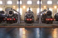 Il Museo Ferroviario di Pietrarsa, sede dell'incontro
