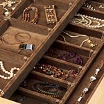 Custom Jewelry Drawers | Must Have Closet Accessories