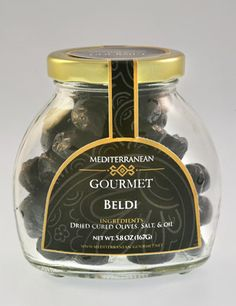 Truly delicious!! Beldi olives by Mediterranean