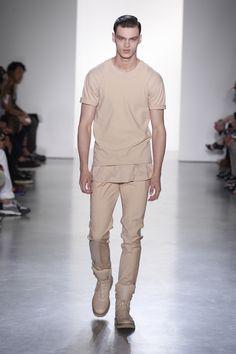 Calvin Klein Collection SS15 Menswear
