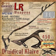 LR Weapons