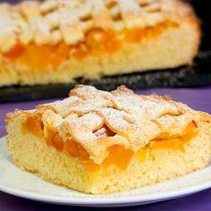 Cea mai simplă și cea mai rapidă prăjitură cu caise pentru ceai! - savuros.info Facebook Video, Download Video, Mai, Desserts, Food, Tailgate Desserts, Deserts, Essen, Postres