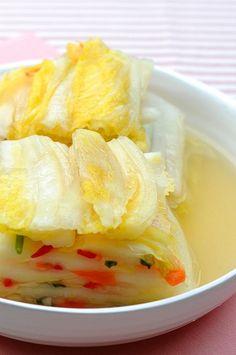 Bread Recipes, Cooking Recipes, Korean Kimchi, Asian Recipes, Ethnic Recipes, Korean Food, Food Plating, Thai Red Curry, Breakfast Recipes