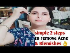 Simple 2 Steps Skin Care Routine To Remove Pimples, Acne, Blemishes & Large Pores |Chhabi Kumar - YouTube How To Remove Pimples, Skin Care Routine Steps, Glowing Skin, True Quotes, Hair Care, Truth Quotes, True Words, Hair Treatments, Hair Care Tips