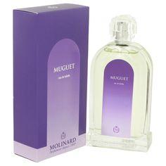 Muguet By Molinard EDT Spray (New Packaging) 3.4 Oz For Women