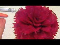 แกะสลักผลไม้ผัก Fruit and Vegetable Carving Album 8 - YouTube