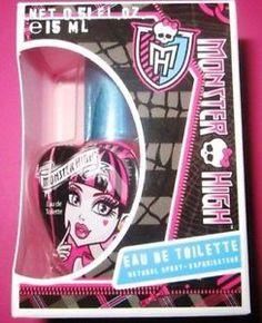 Monster High Perfume Body Spray Draculaura New | eBay