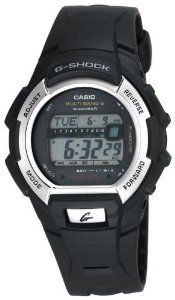 Casio Men's Atomic Solar G Shock Watch G Shock Watches, Casio G Shock, Watches For Men, Women's Watches, G Shock Black, Amazing Watches, Swiss Army Watches, Casio Watch, Digital Watch