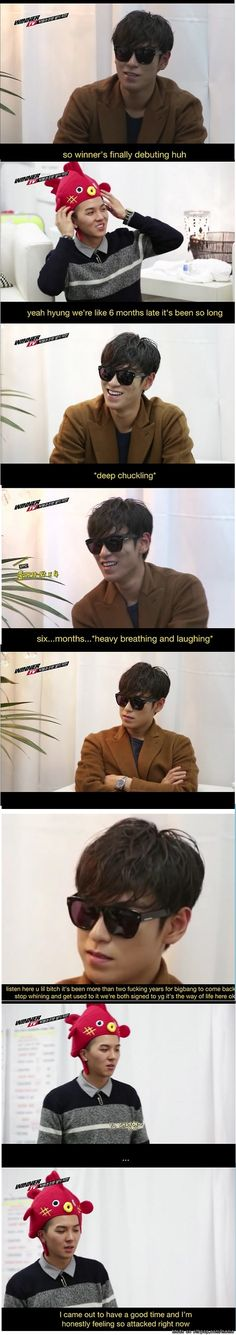 TOP said it! | allkpop Meme Center