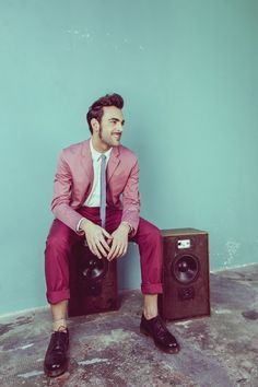 Different Shades / Pink / Suit