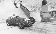 #40 Alberto Ascari (Ita) - Ferrari 125 (Ferrari V12S) 2 (7) Scuderia Ferrari