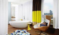 A hotel to remember this summer. Hotel Zürich by Alfredo Häberli Design Hotel, Hotel Boutique, Greige, Surf Shack, Hotel Interiors, Design Moderne, Best Interior Design, Interior Designing, Modern Interior