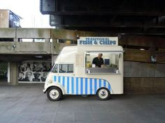 fish and chips truck - Bing Images
