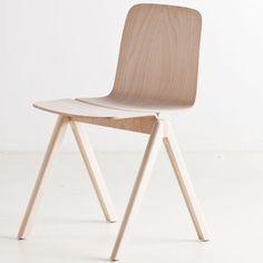 chaise copenhague hay hetre naturel