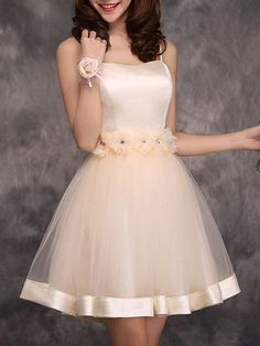 Satin Tulle Homecoming Dresses,Short Prom Dresses,Spaghetti Straps Homecoming Dresses, Shop plus-sized prom dresses for curvy figures and plus-size party dresses. Ball gowns for prom in plus sizes and short plus-sized prom dresses for Bridesmaid Mini Dresses, 2016 Homecoming Dresses, Cute Prom Dresses, Dresses For Teens, Elegant Dresses, Pretty Dresses, Beautiful Dresses, Short Dresses, Sexy Dresses