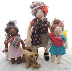 Our Birthing and Breastfeeding dolls http://www.mamamordolls.com/