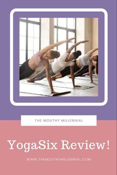 Interested in getting into yoga but not sure where to start? Read here on my awesome experience with YogaSix! Got To Be There, Squat Press, Killer Workouts, Major Muscles, High Intensity Workout, Muscle Body, How To Get Warm, Yoga Tips, Hot Yoga