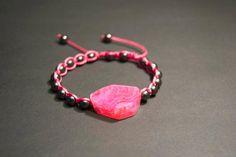 Threaded Bead Bracelet #braidedbracelet #bracelet #pandahall