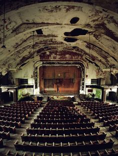 7: Theater | Beauty Among The Ruins: See Some of the World's Most Beautiful Abandoned Places | Co.Create: Creativity \ Culture \ Commerce