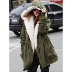 Wholesale Casual Hooded Candy Color Long Sleeve Coat For Women Only $19.46 Drop Shipping   TrendsGal.com