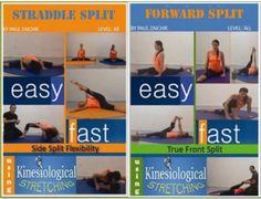 Gymnastics Splits Program Include Straddle Split and Forward Split Stretching Flexibility Program For Gymnasts and Gymnastic Coaches and Parents Splits Stretches, Gymnastics Flexibility, Programming, Athlete, Coaching, Exercise, Dance, Training, Ejercicio