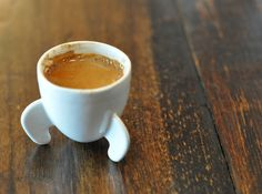 Rocket Espresso Cup 3d printed For Your Home Dining