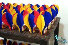 Festa balões, festa aviões, festa volta ao mundo, viagem, festa dos ventos. Air Baloon Party, Travel Party, Airplane Party.