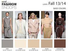 fall 13/14 neutral colours