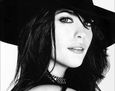 Liv Tyler. Givenchy advert.