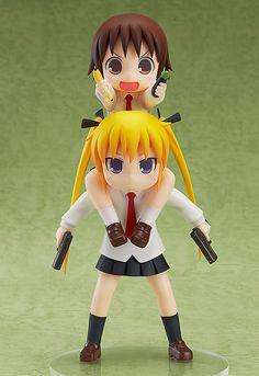 Baby, Please Kill Me! - Yasuna & Sonya Complete Figure