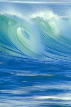 Images of sea and ocean waves Sea And Ocean, Ocean Beach, Pacific Ocean, Pacific Blue, No Wave, Water Waves, Sea Waves, Waves Wallpaper, Hd Wallpaper
