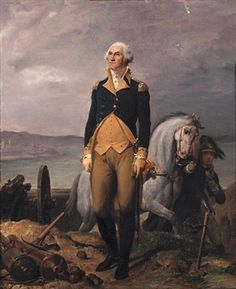 View A portrait of George Washington by Leon Cogniet on artnet. Browse upcoming and past auction lots by Leon Cogniet. American Independence, American Presidents, American War, Us Presidents, Early American, American Soldiers, American History Lessons, Us History, History Education