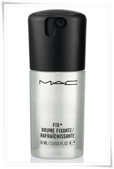Mac Fix + mixed with foundation will give dry skin a natural dewey look. Mix one or two pumps with any foundation and wala magic!