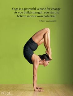 YOGA is POWERFUL! How many of you agree with this?